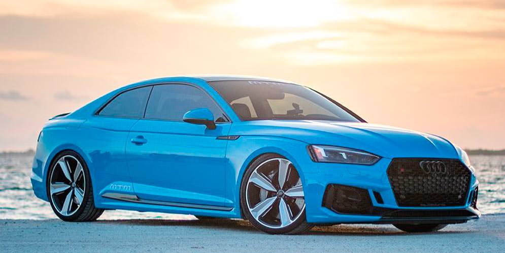 MTM сделал новый пакет тюнинга для Audi RS5 | фото