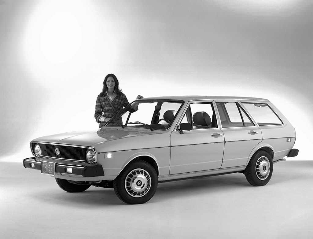Новый Volkswagen Dasher 1974. Цена в США $4 110 (с учётом инфляции $20 244,79)