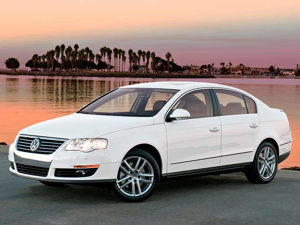 Новый Volkswagen Passat 2.0 TFSI 2007. Цена в США $23 180 (с учётом инфляции $27 148,42)