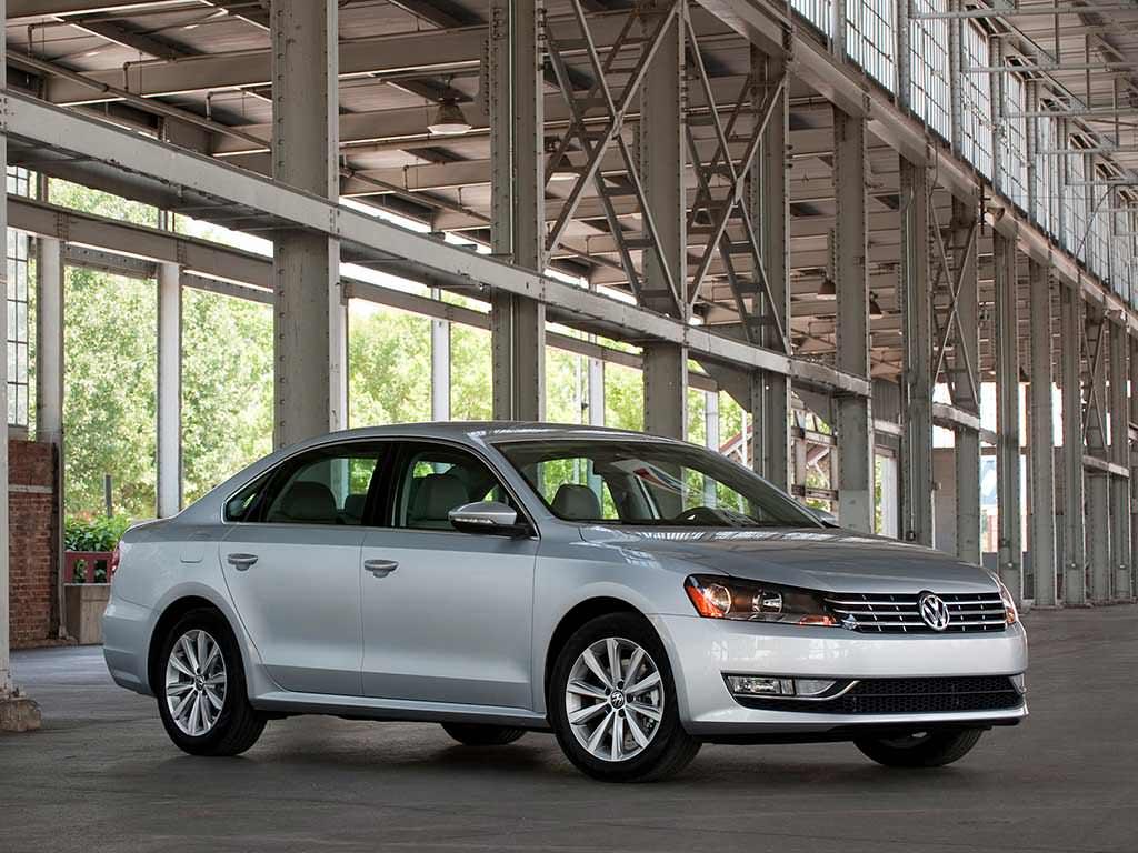 Новый Volkswagen Passat SE 3.6L 2015. Цена в США $26 840 (с учётом инфляции $27 499,29)