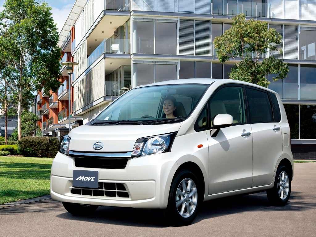 Приз за особые достижения Daihatsu Move