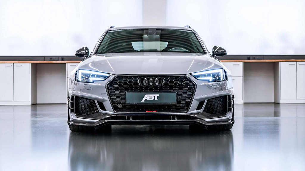 Cупер-универсал Audi RS4-R. Тюнинг ABT Sportsline