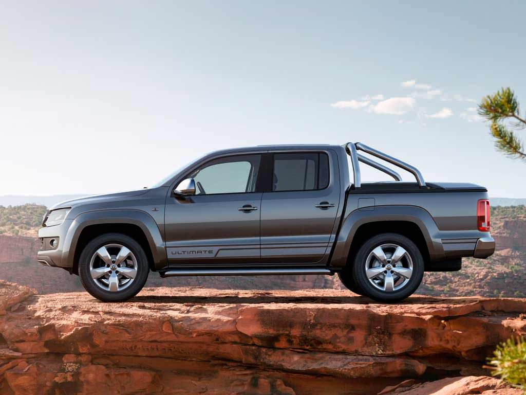Богатая комплектация Volkswagen Amarok Ultimate