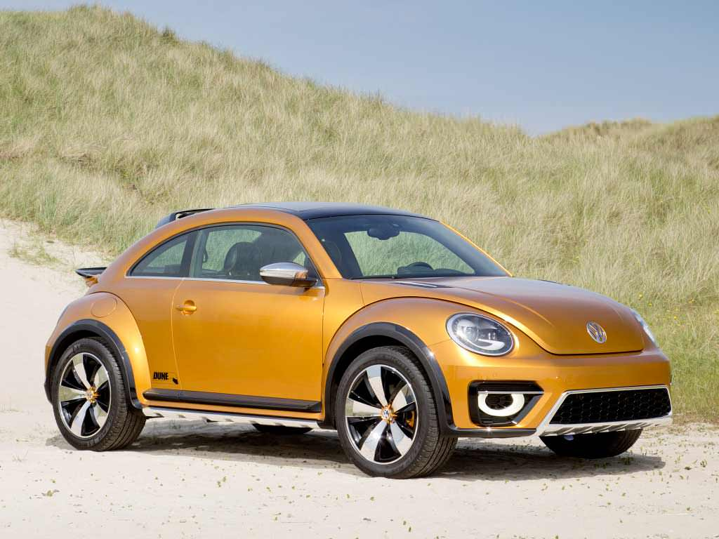 Фото | Volkswagen Beetle Dune Concept 2014 года