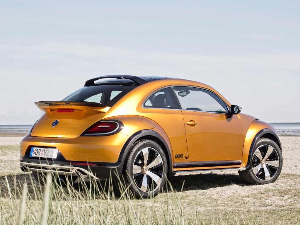 VW Beetle Dune Concept. 2014 год