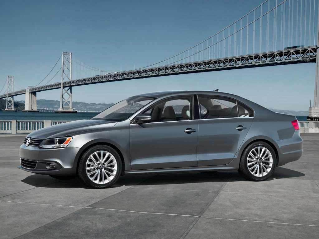 Американская Volkswagen Jetta 2011 — 2014 годов