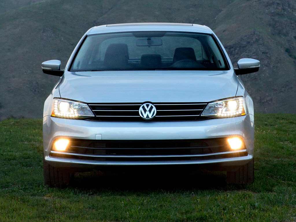 2015 Volkswagen Jetta для рынка США