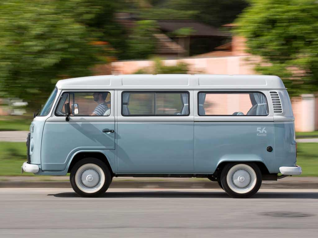 Минивэн Volkswagen Kombi Last Edition 2013 года