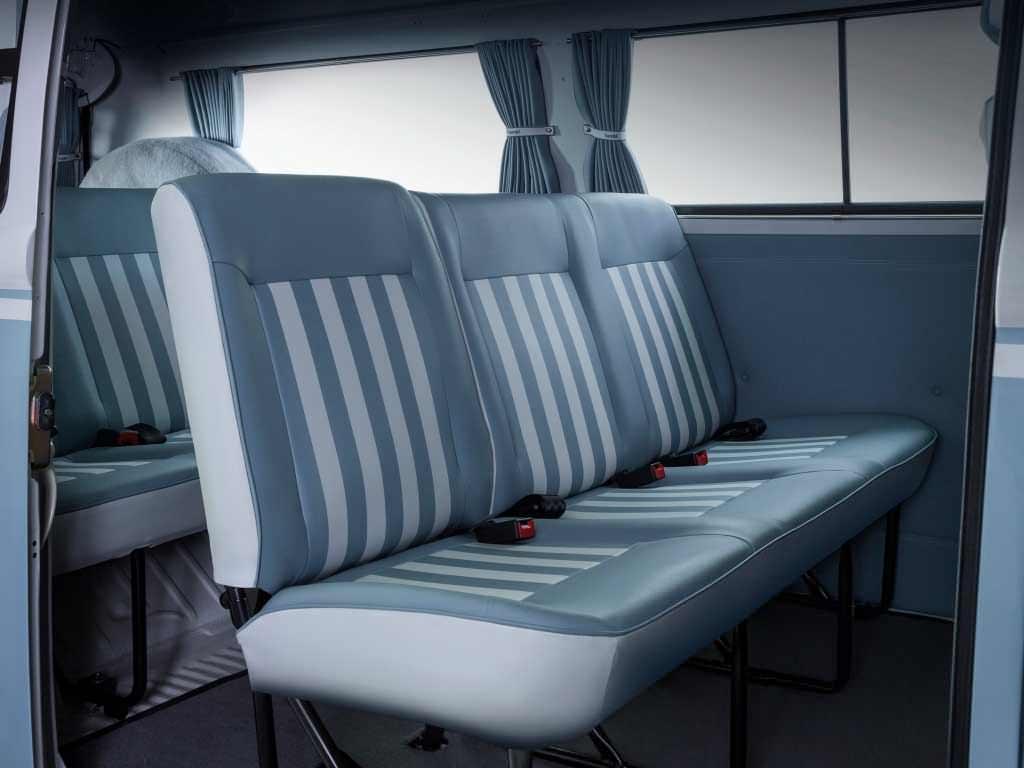 Пассажирские кресла Volkswagen T2 Kombi