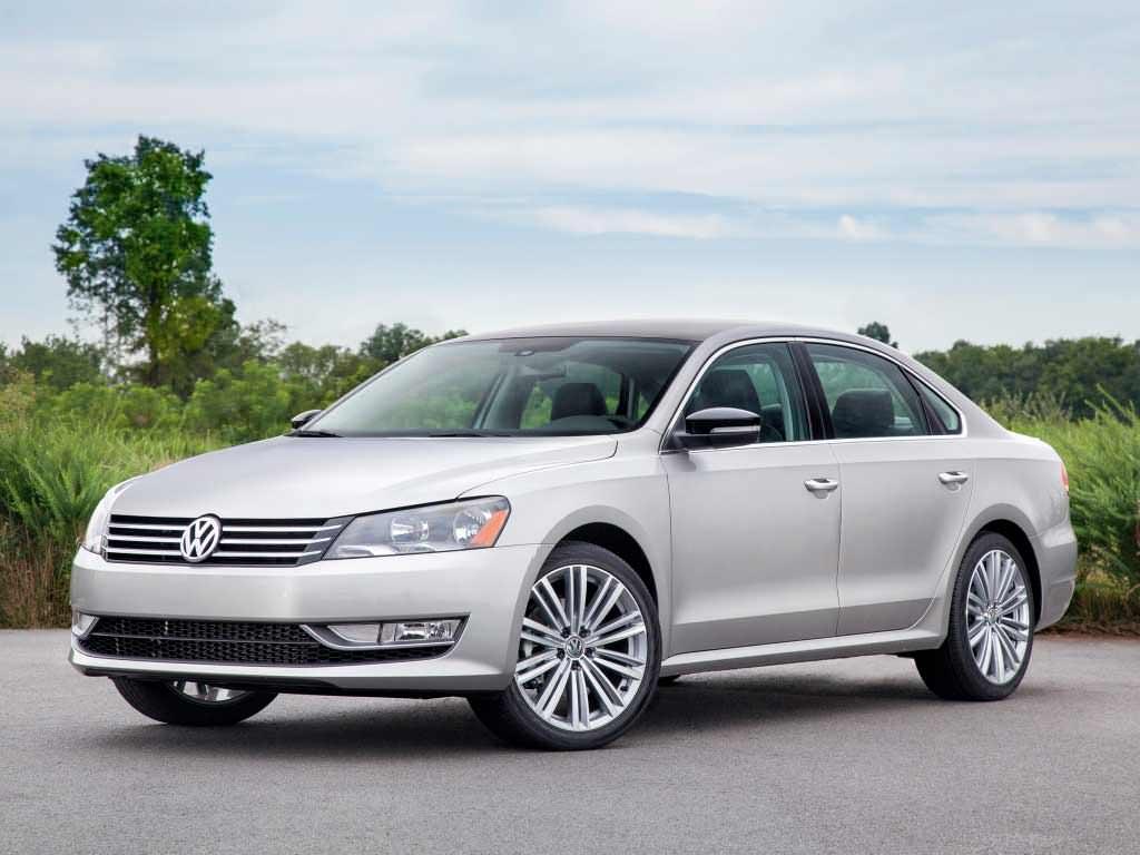 Volkswagen Passat Sport