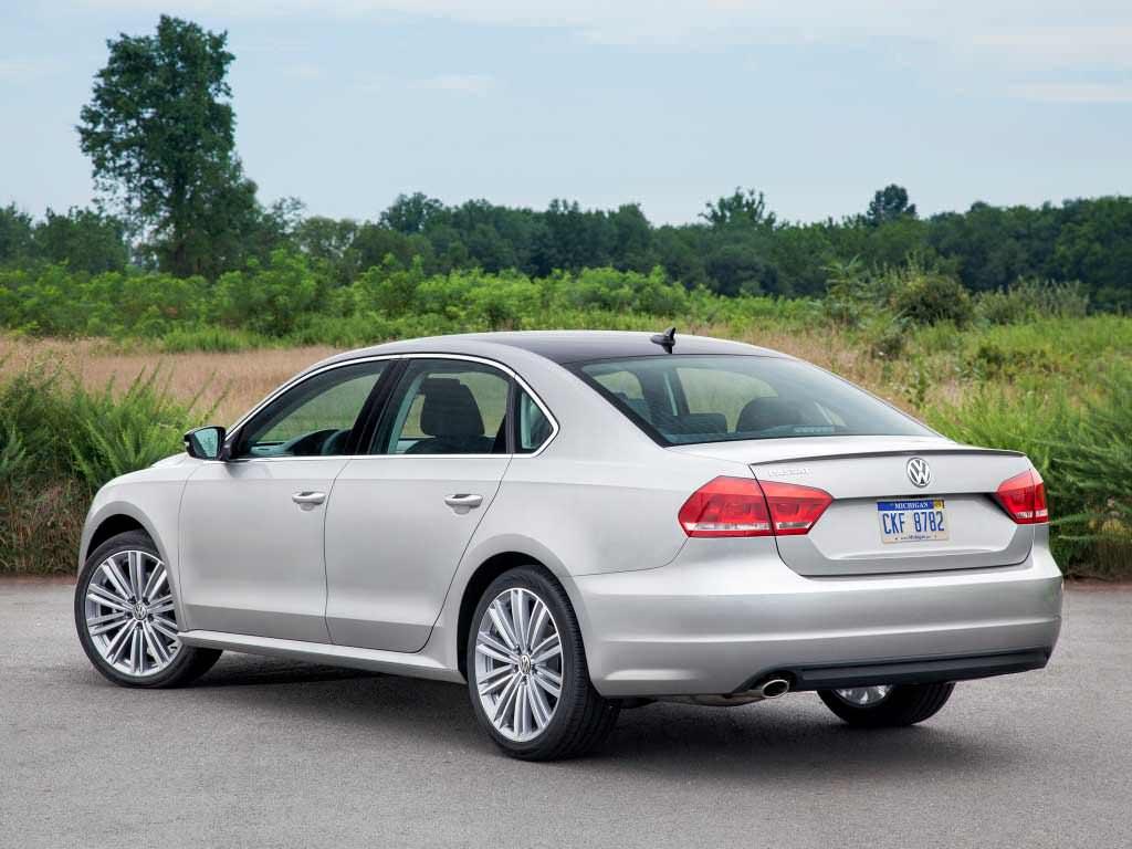 Для рынка США | Volkswagen Passat Sport