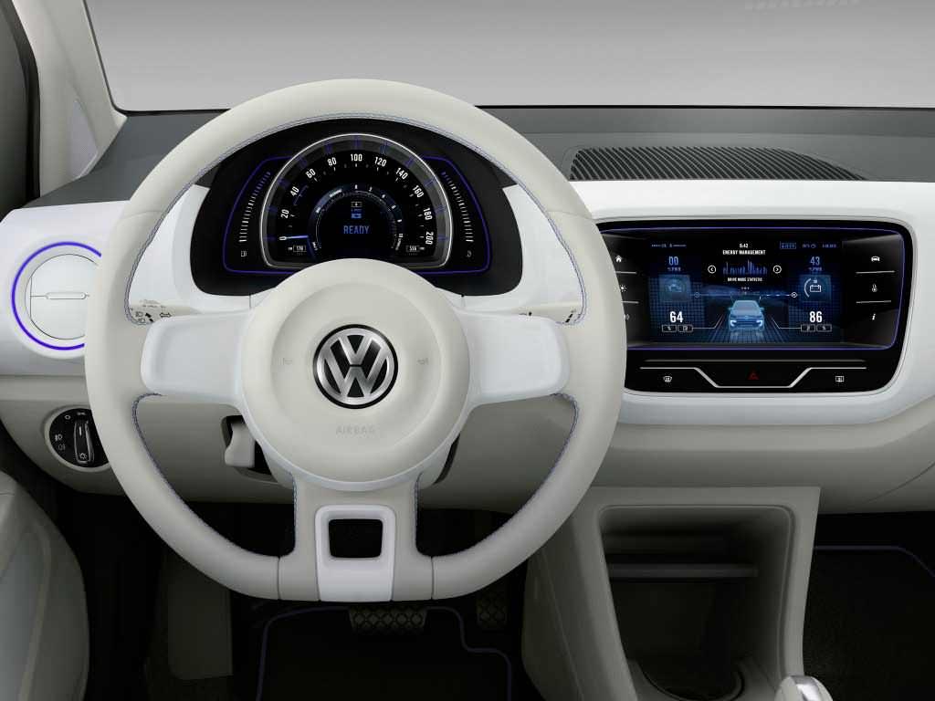 Салон Volkswagen Twin-Up!