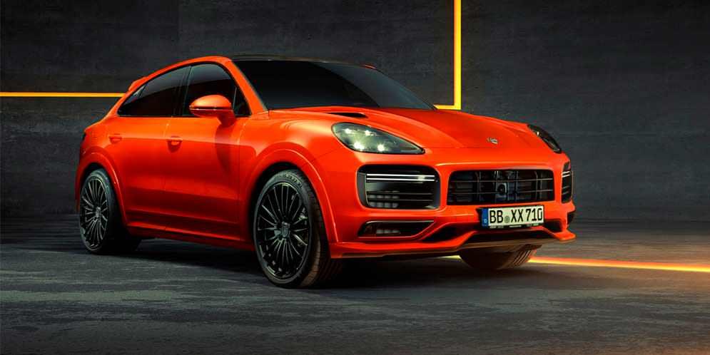 Вышел новый тюнинг Porsche Cayenne от TechArt | фото