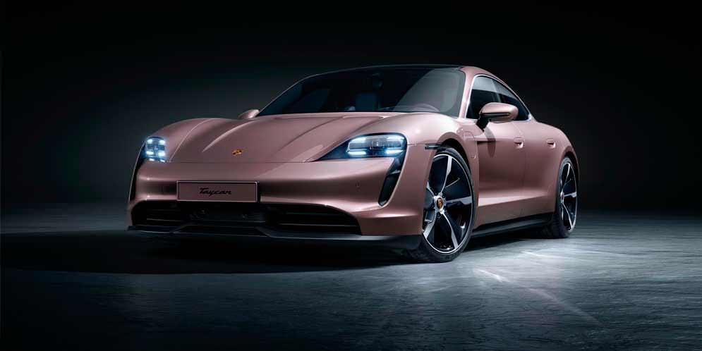 Вышел самый дешёвый Porsche Taycan. Цена ниже $80 000 | фото