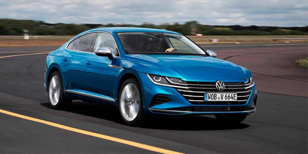 Новый VW Arteon eHybrid уже в европейской продаже, цены