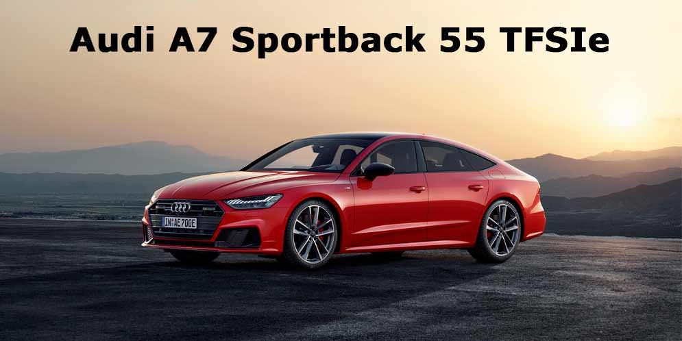 Audi увеличила батареи гибридам Q5, A6 и A7 Sportback