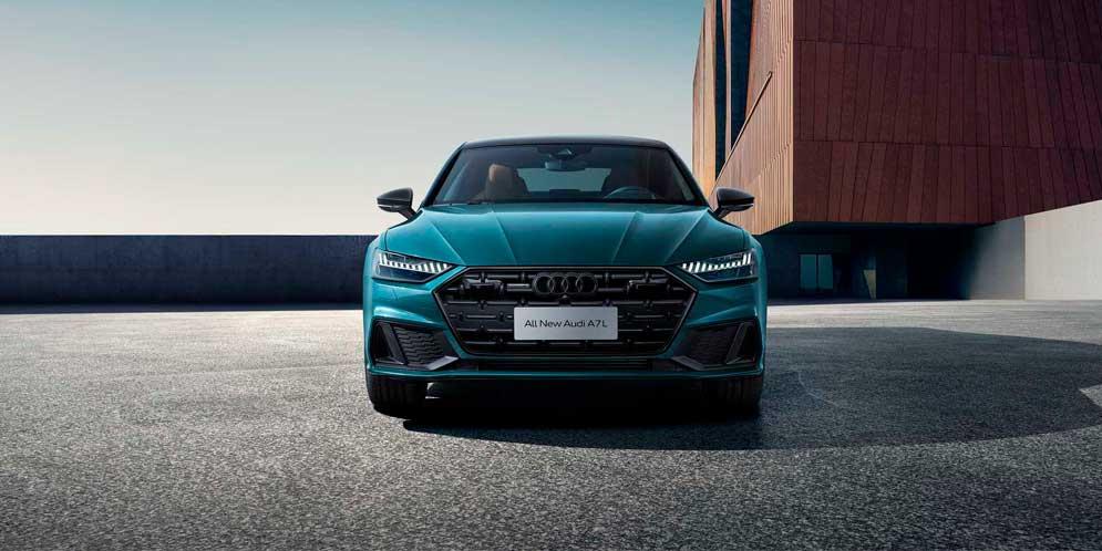 Показана новая Audi A7 L: седан эксклюзивно для Китая | фото