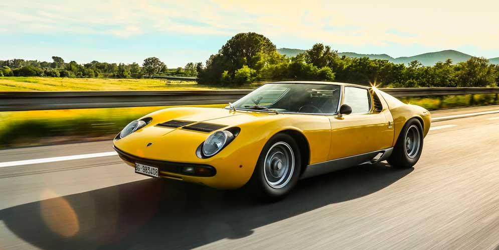 Lamborghini Miura SV исполнилось 50 лет. Вспомним всё | фото