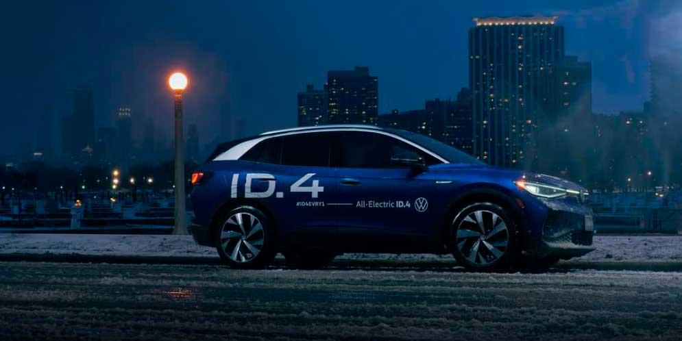 Volkswagen ID.4 пересёк Америку. Трип из Нью-Йорка в Калифорнию