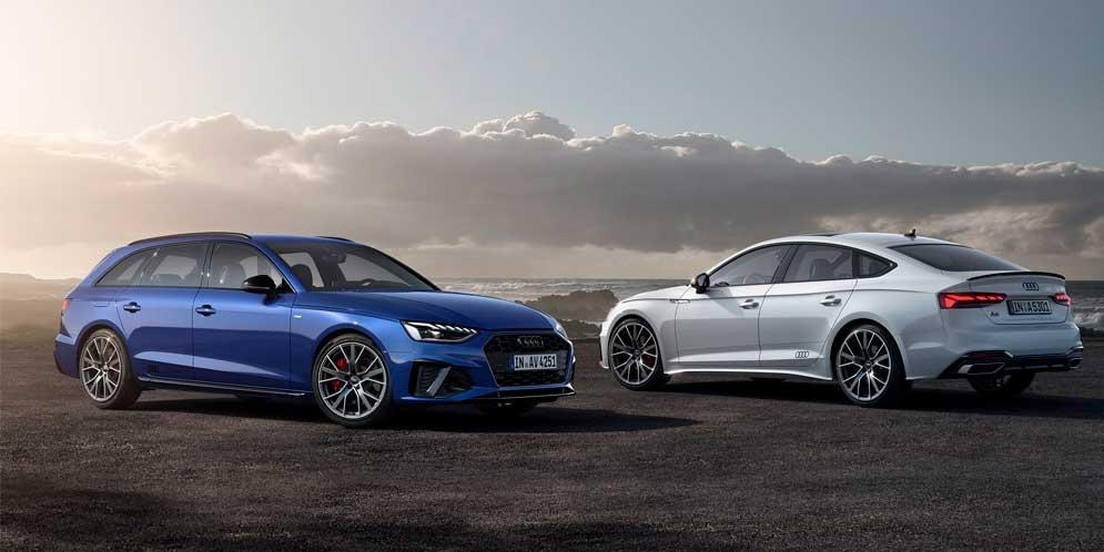 Audi сделала набор Competition Plus для A1, A4, A5, Q7 и Q8