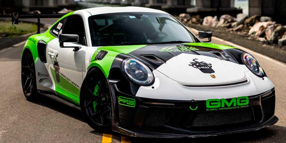 Новую Porsche 911 GT3 RS прокачали в 1016 Industries | фото
