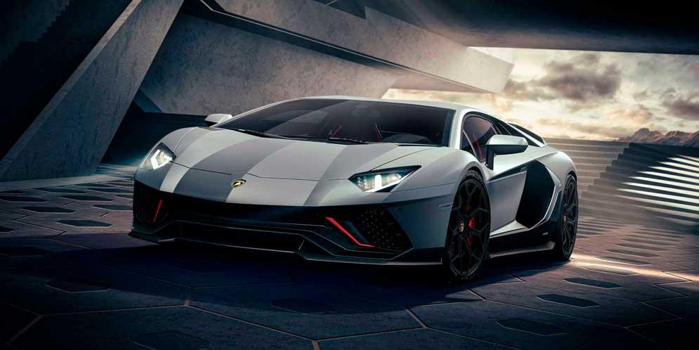 Lamborghini Aventador говорит «прощай» в спецверсии Ultimae