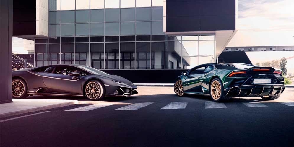 Lamborghini отмечает 10-летие в Мексике, сделав особые Huracan