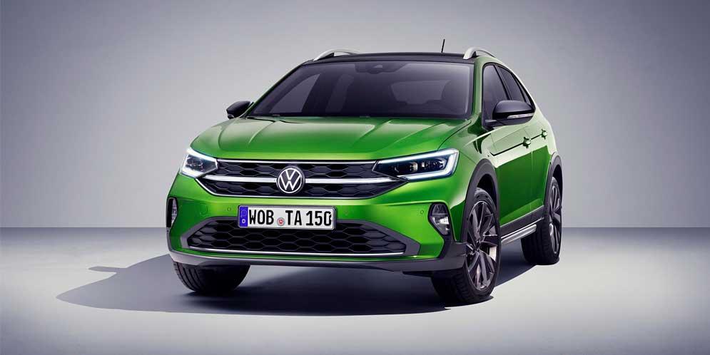 Volkswagen Taigo — маленький купе-кроссовер показан официально