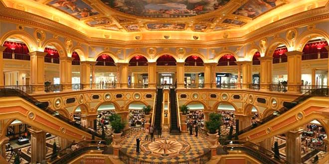 Самые красивые казино мира: ТОП 3