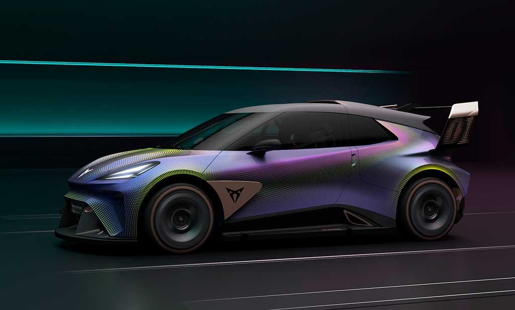 Малыш-электромобиль Cupra UrbanRebel представлен официально